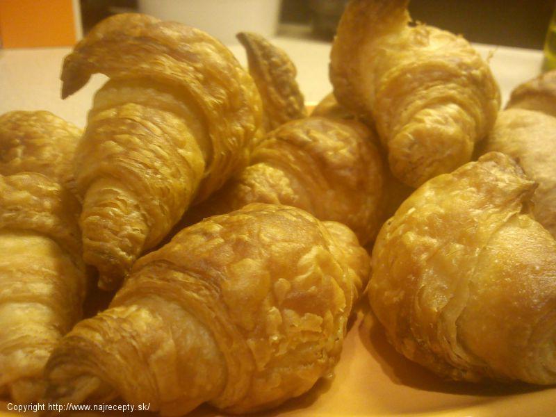 Croasanty sladké, alebo slané