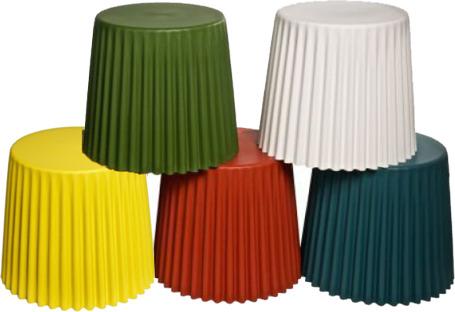 Súťaž o dizajnový Stolík Cork v bielej farbe s NAJrecepty.sk